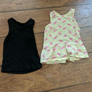 Other - 18 month girl tanks